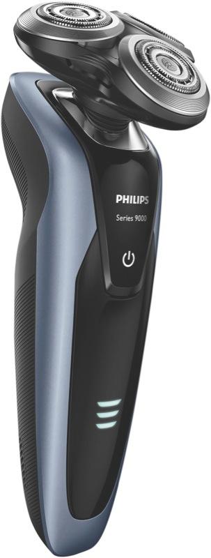 Philips Series 9000 Wet & Dry Shaver – Black & Blue S921112
