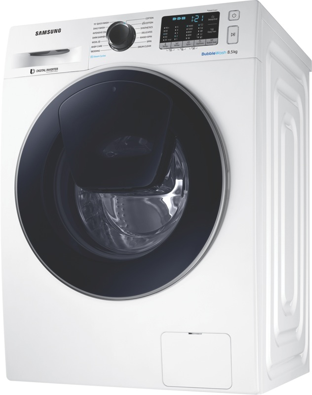 Samsung 8.5kg Front Load Washing Machine WW85K54E0UW