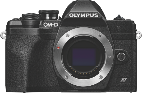 Olympus OM-D E-M10 Mark IV Mirrorless Camera (Body Only) V207130BA000