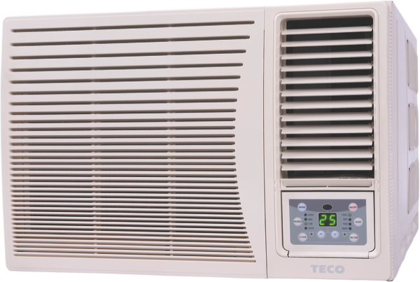 Teco C2.2kW H1.9kW Reverse Cycle Window/Wall Air Conditioner TWW22HFWDG