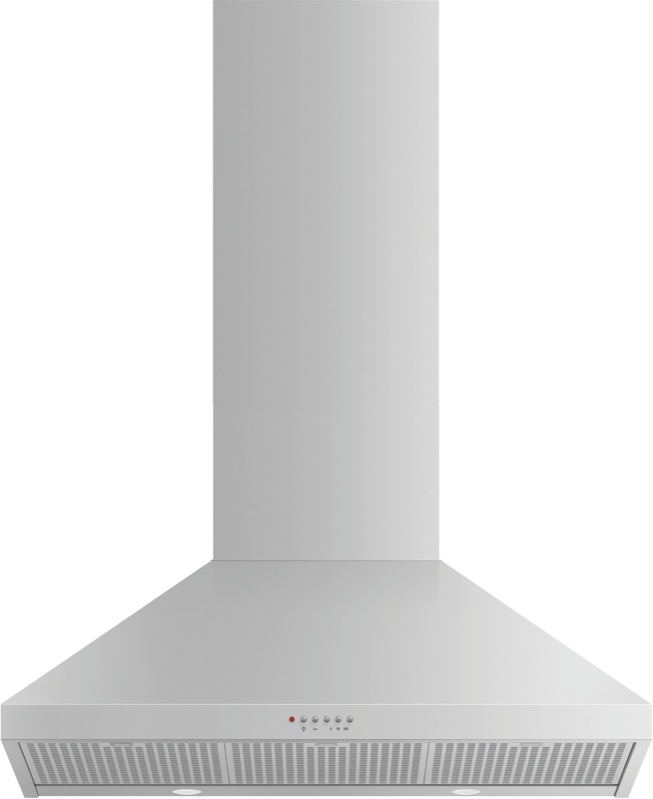 Fisher & Paykel 90cm Canopy Rangehood - Stainless Steel HC90PCX1