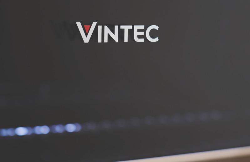Vintec 100 Beer Bottle Beverage Centre - Black Glass VBS050SBBX