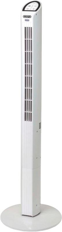 DeLonghi Tower Fan - White DETF115