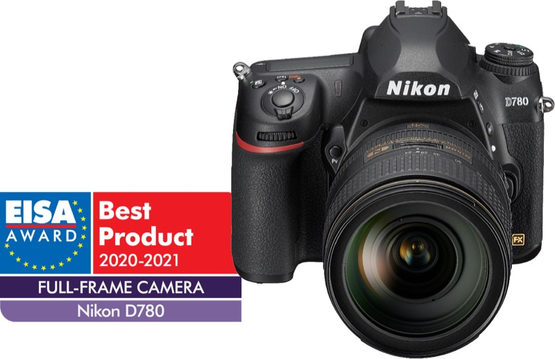 Nikon D780 Digital SLR Camera + AFS 24-120mm Lens Kit VBK560XA