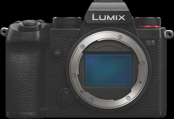 Panasonic Lumix S5 Mirrorless Camera (Body Only) DCS5GNK