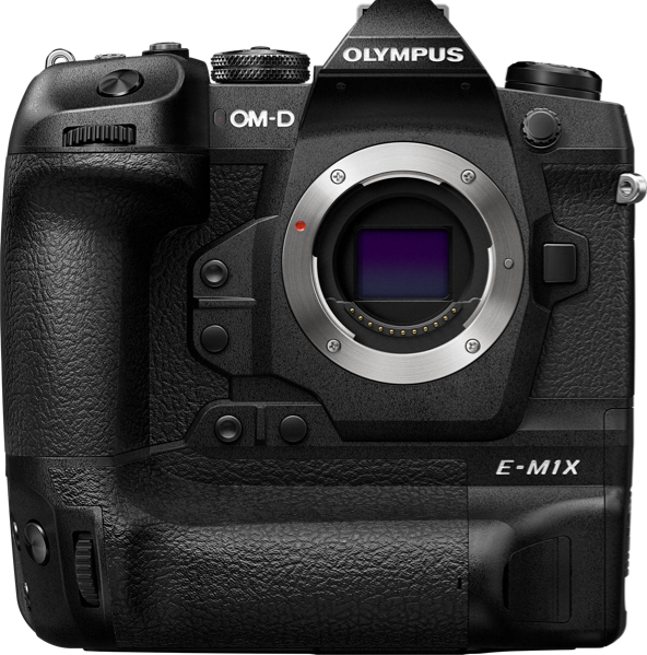 Olympus OM-D E-M1X Mirrorless Camera (Body Only) V207080BA000