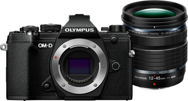 Olympus OM-D E-M5 Mark III Mirrorless Camera + 14-150mm Lens Kit V207092BA000