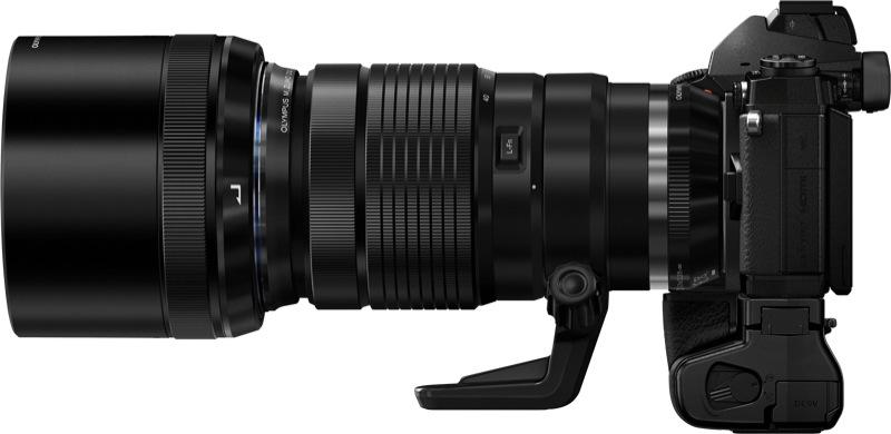 Olympus M.Zuiko 40-150mm F/2.8 Camera Lens V315050BG000
