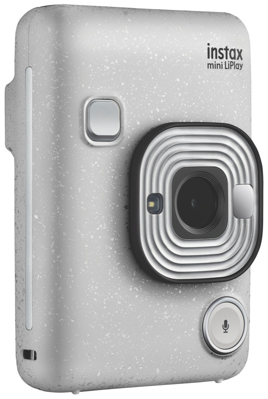 Fujifilm Liplay Instant Camera - White 87099