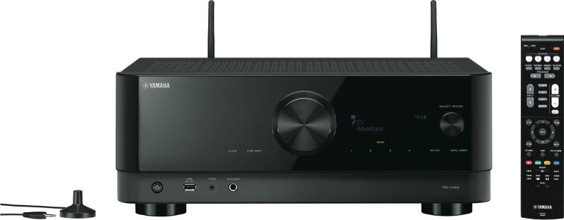 Yamaha 5.2Ch AV Receiver RXV4A