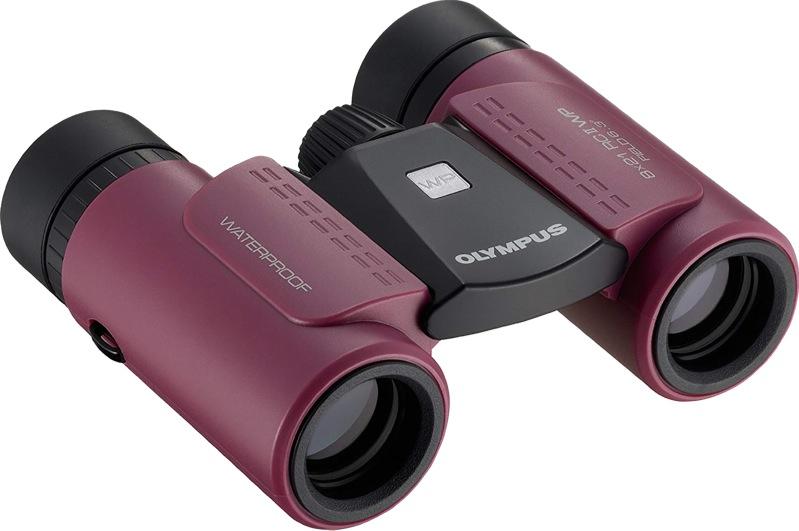 Olympus RC II WP 8x21 Binoculars - Magenta V501013RG000