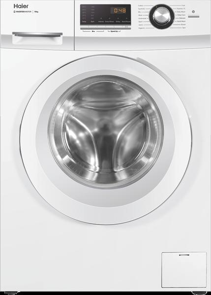 Haier 10kg Front Load Washing Machine HWF10BW1