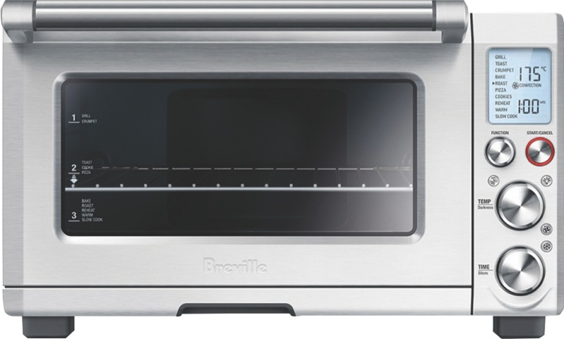 Breville The Smart Oven Pro Multi Cooker - Stainless Steel BOV850BSS