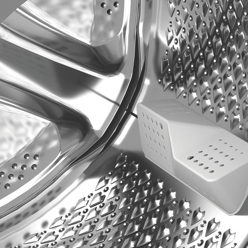 Beko 7.5kg Washer/4kg Dryer Combo BWD7541IG