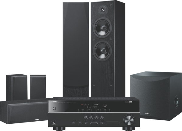 Yamaha YHT-1 5.1Ch Home Theatre System YHT1A