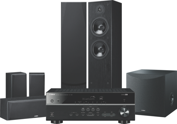 Yamaha YHT-2 5.1ch Home Theatre System YHT2A