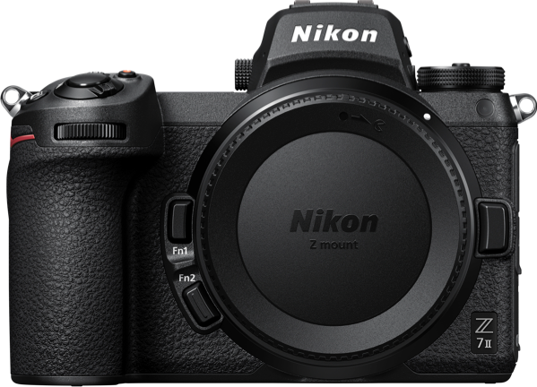 Nikon Z 7II Mirrorless Camera (Body Only) VOA070AA