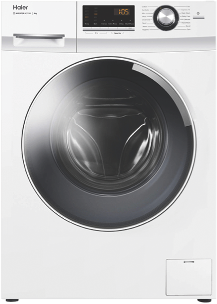 Haier 9kg Front Load Washing Machine HWF90BW1