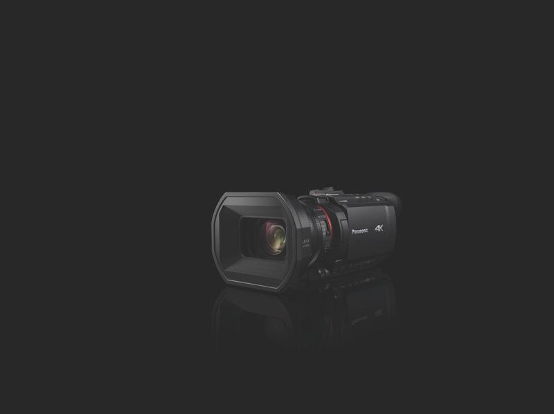 Panasonic HCX1500 4K Ultra HD Professional Camcorder HCX1500GC