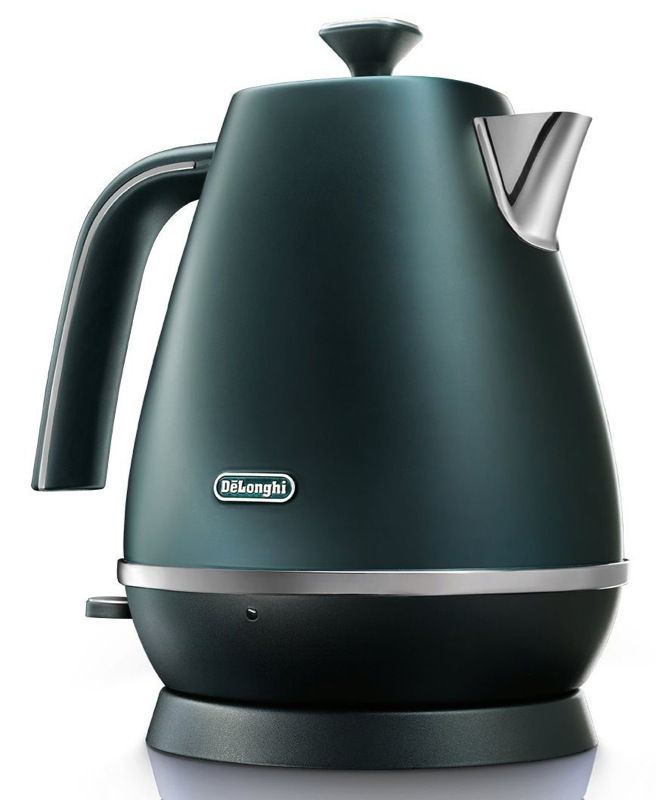 DeLonghi 1.7L Distinta Flair Kettle - Green KBI2001GR