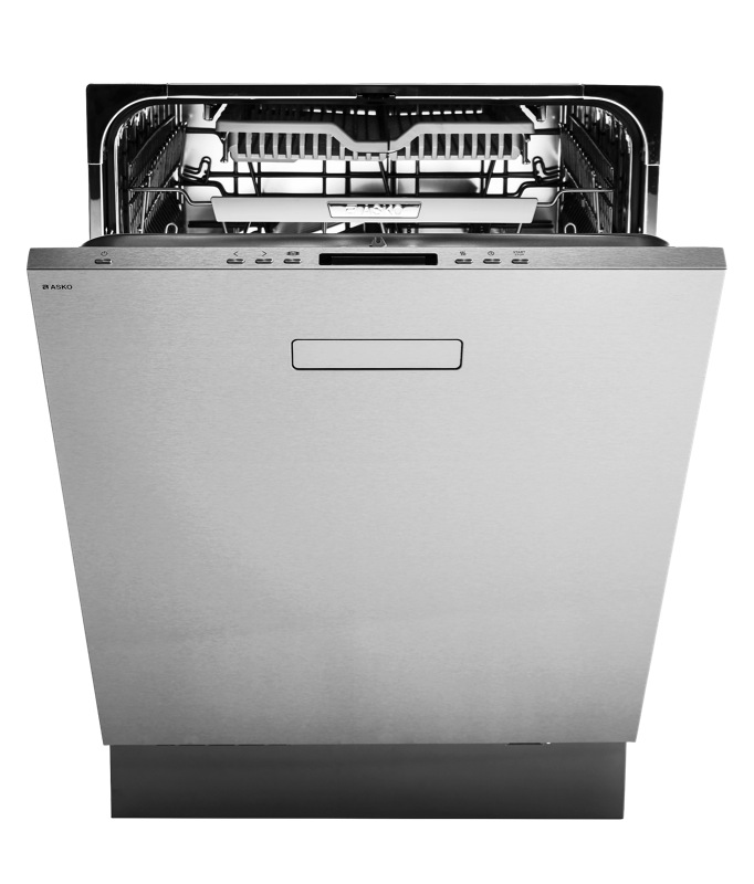 Asko 15 Place Setting Built Under Dishwasher DBI654IBS