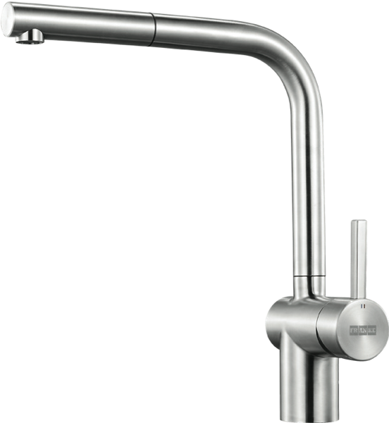Franke Atlas Neo Single Lever Pull-out Tap - Stainless Steel TA9701