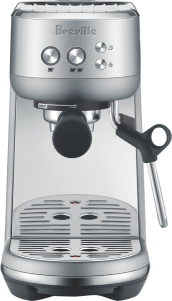 Breville Bambino Pump Espresso Coffee Machine - Brushed Stainless Steel BES450BSS