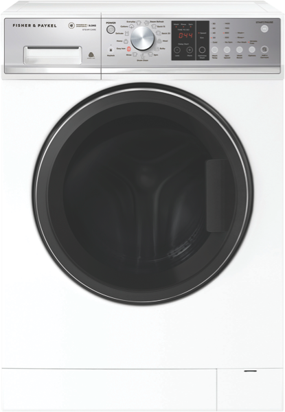 Fisher & Paykel 8.5kg Front Load Washing Machine WH8560P3