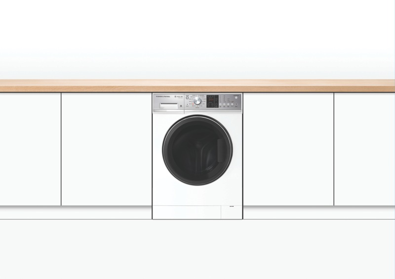 Fisher & Paykel 9kg Front Load Washing Machine WH9060P3