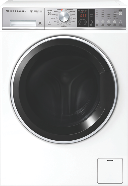 Fisher & Paykel 11kg Front Load Washing Machine WH1160S1