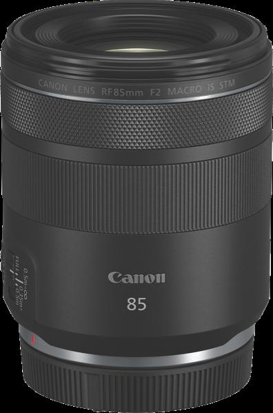 Canon RF 85mm F/2 Macro IS STM Camera Lens RF8520ISM