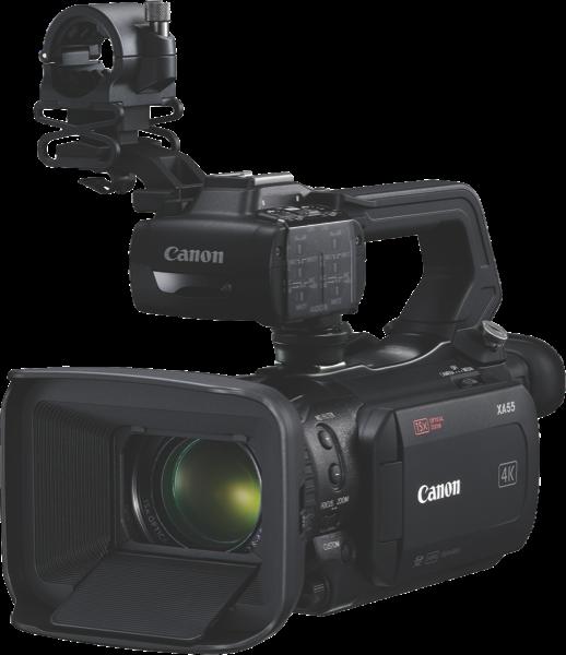 Canon XA55 Professional 4K UHD Camcorder XA55