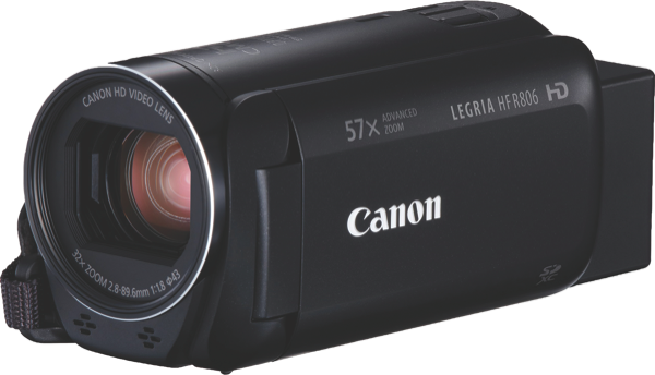 Canon LEGRIA HFR806 Full HD Camcorder HFR806