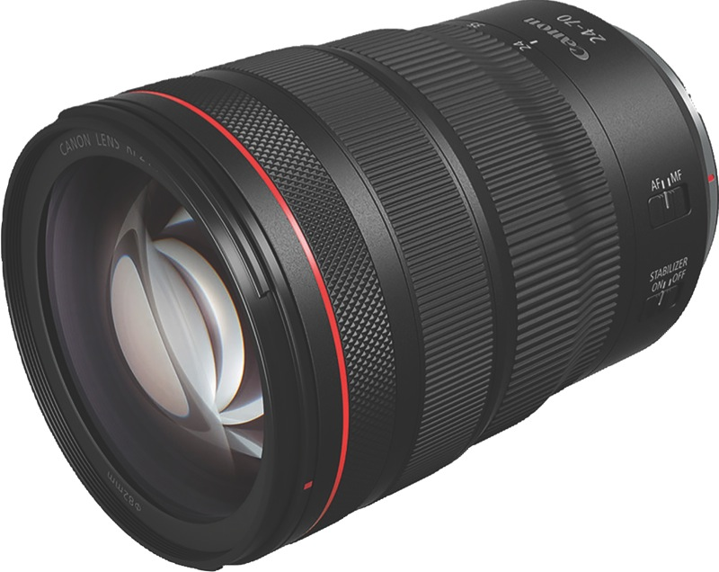 Canon RF 24-70mm F/2.8L IS USM Camera Lens RF247028LIS