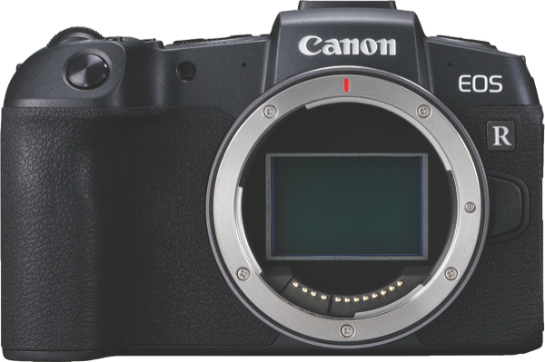 Canon EOS RP Mirrorless Camera with EF-EOS R Lens Adapter RPBODYEFEOSR