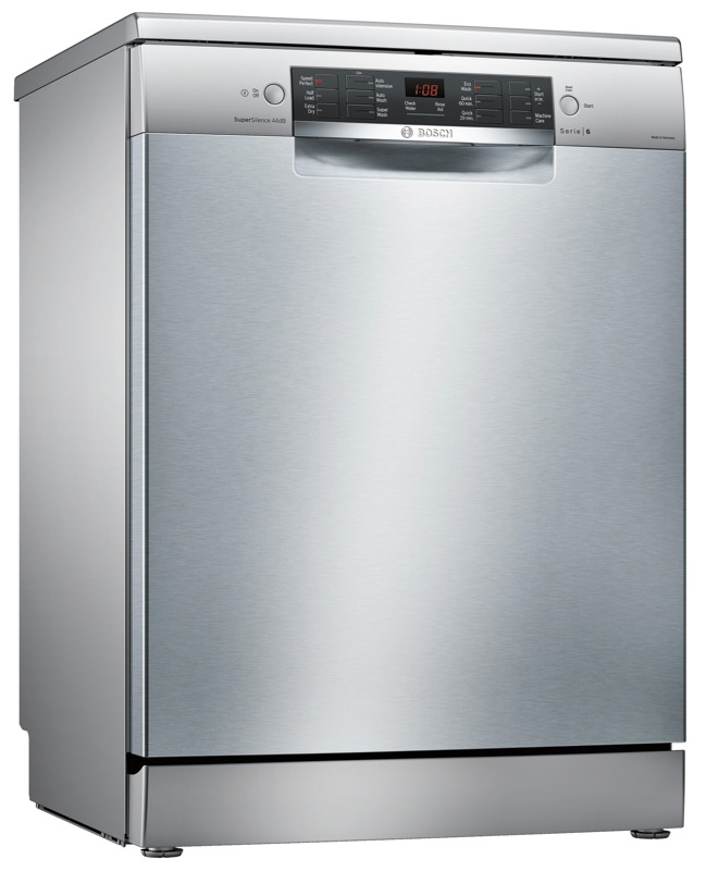 Bosch 15 Place Setting Freestanding Dishwasher SMS66MI02A