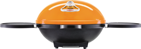 Beefeater 2 Burner Mobile Gas BBQ - Orange BB18224