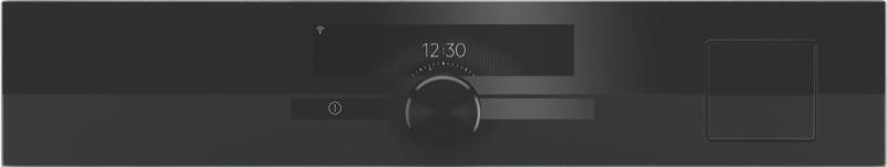 AEG 45cm Built-In Steam Oven - Matt Black KSK99733PT
