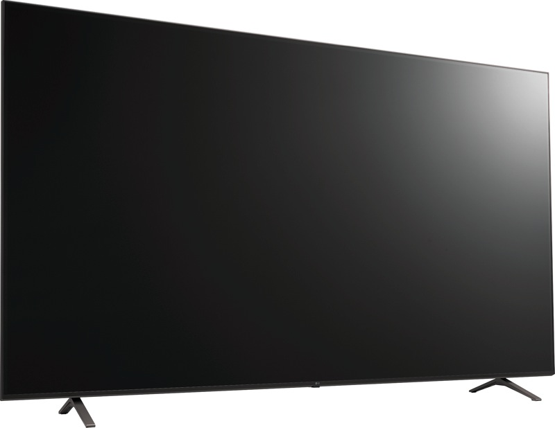 "LG 75"" UP80 4K Ultra HD Smart LED LCD TV 75UP8000PTB"