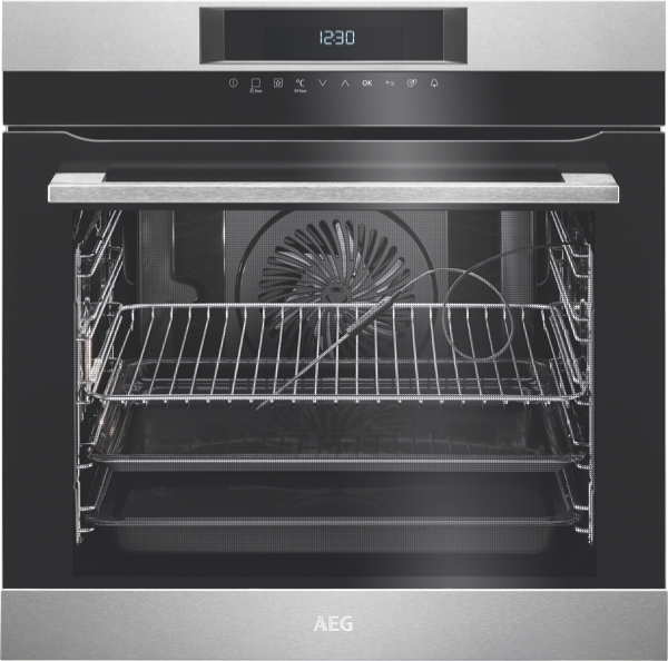 AEG 60cm Built-in Pyrolytic Oven BPK742320M
