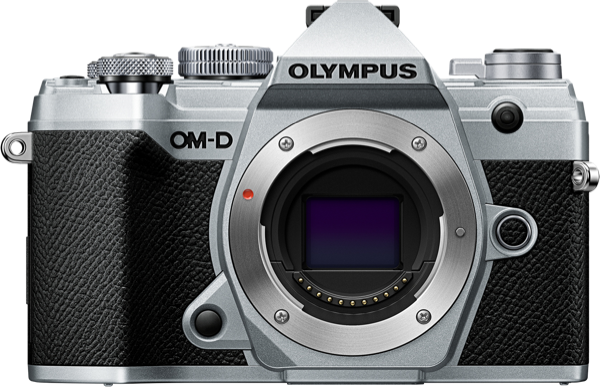 Olympus OM-D E-M5 Mark III Mirrorless Camera - (Body Only) - Silver V207090SA000
