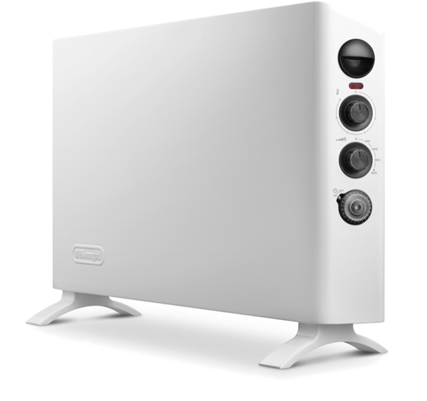 DeLonghi 2400W Convector Heater - White HSX3324FTS