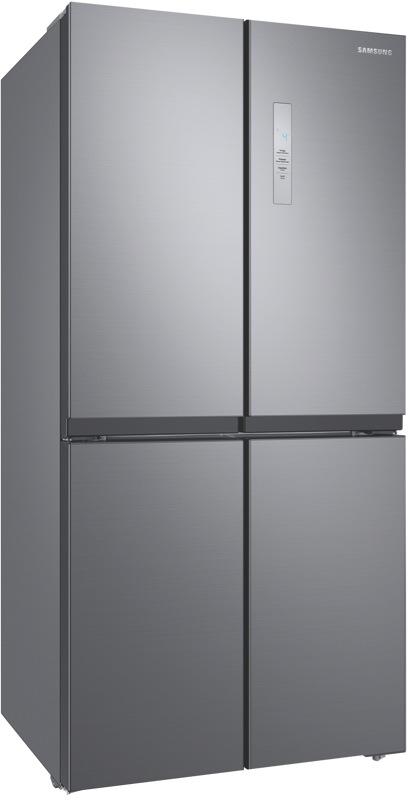 Samsung 488L Quad Door Fridge - Stainless Steel SRF5500S