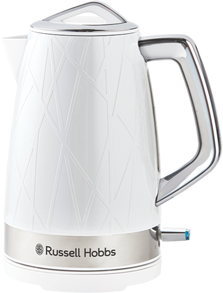 Russell Hobbs Structure 1.7L Kettle - White RHK332WHI
