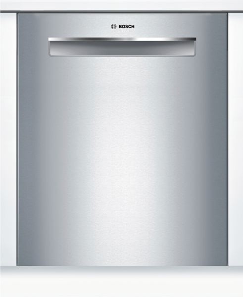 Bosch 60cm Built-Under Dishwasher - Stainless Steel SMP66MX01A