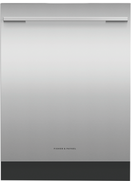 Fisher & Paykel 60cm Built-Under Dishwasher - Stainless Steel DW60UD6X