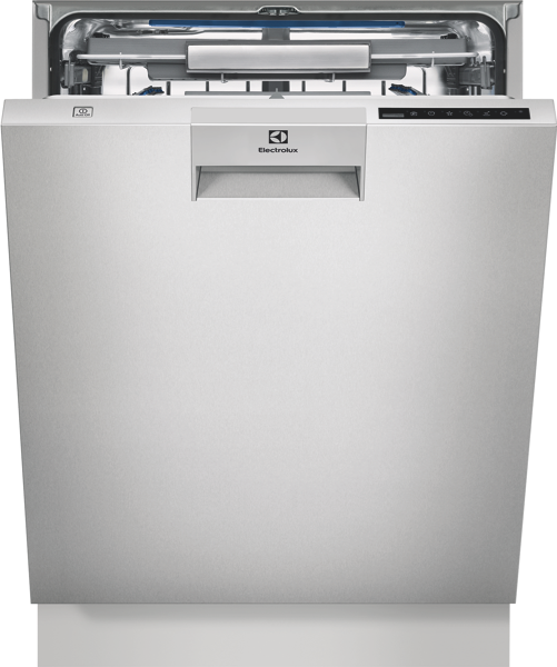 60cm Built Under ComfortLift™ Dishwasher - Stainless Steel ESF8735ROX