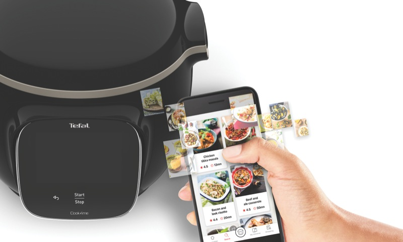 Tefal Cook4me Touch Multi-Cooker CY9128