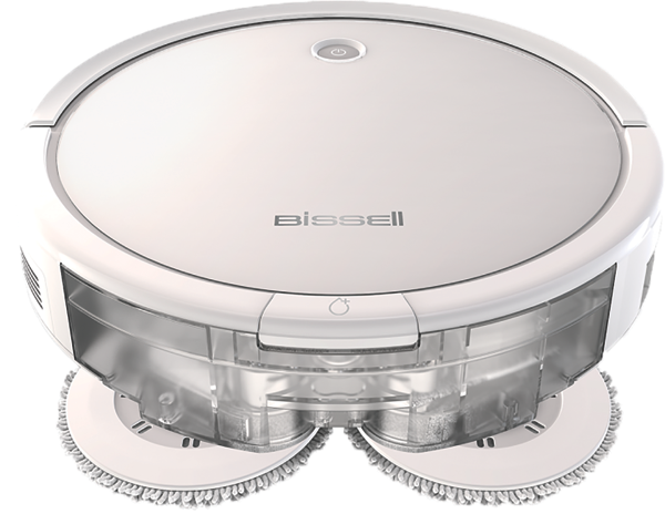 Bissell SpinWave Robot Vacuum Cleaner - Silver 2931F