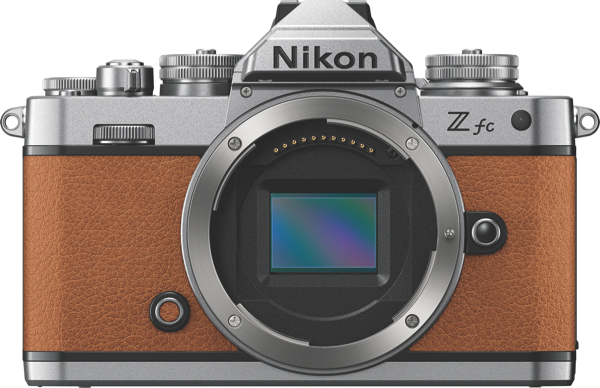 Nikon Z fc Mirrorless Camera (Body Only) - Amber Brown ZFC094AA